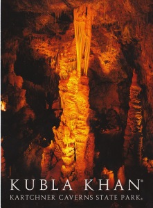 Column, over 58 feet tall in Kartchner Caverns State Park. Photo by Noelle Wilson, Arizona State Parks postcard
